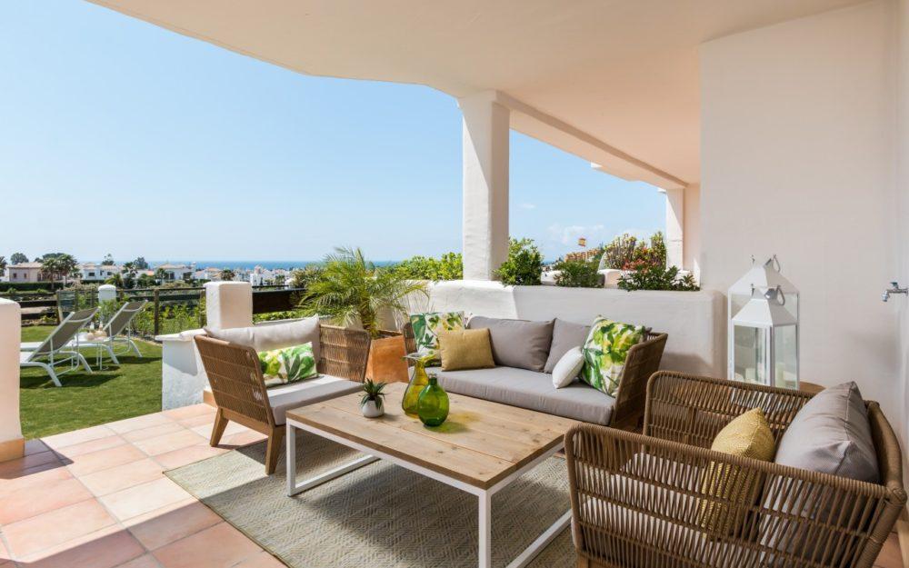Beautiful apartment in Estepona – HRN477