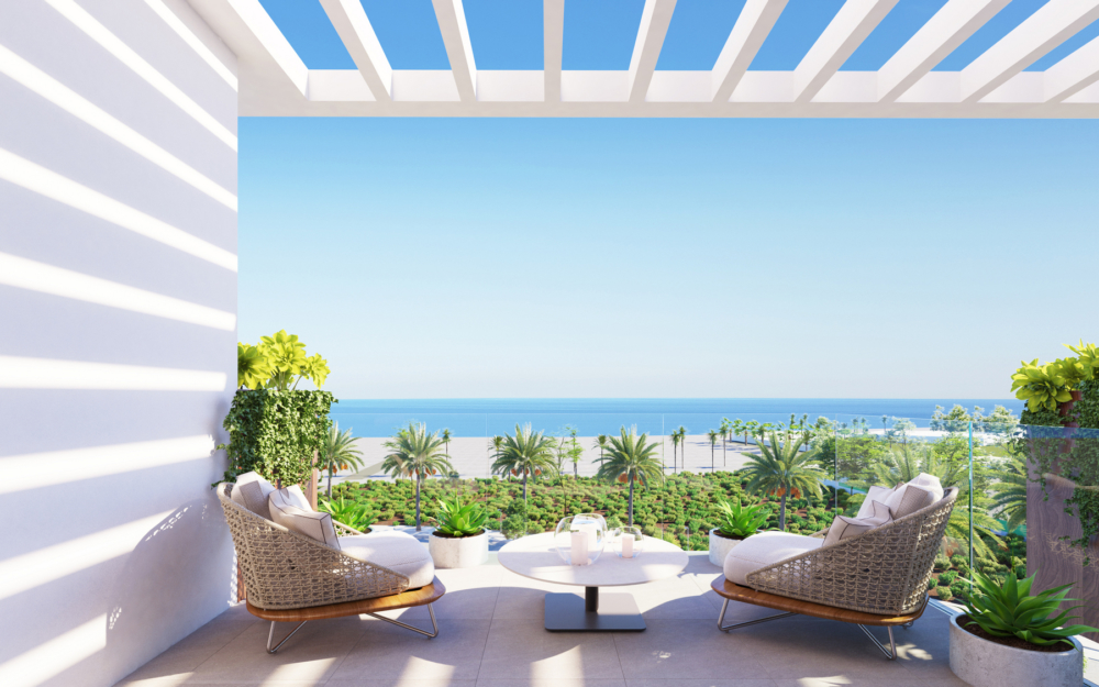 Brand new beachfront apartments – HRD1711