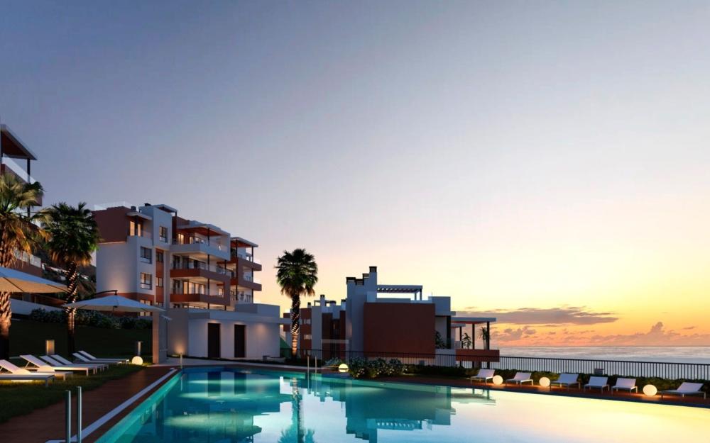 Appartements modernes à distance de marche de la plage – HRD1841