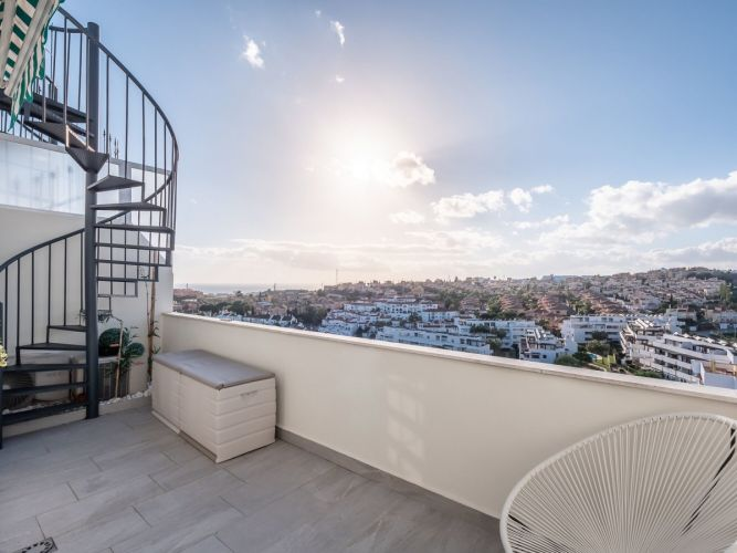 Appartement penthouse à Mijas Costa – R3313528