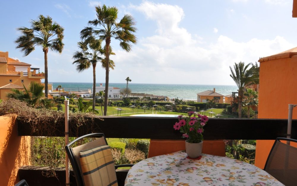 Très bel appartement sur la plage avec vue mer – R3366625