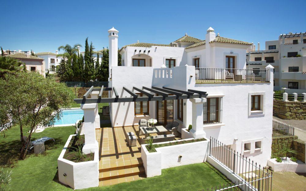 Très belles villas neuves proches du golf et de la plage – HRD2735