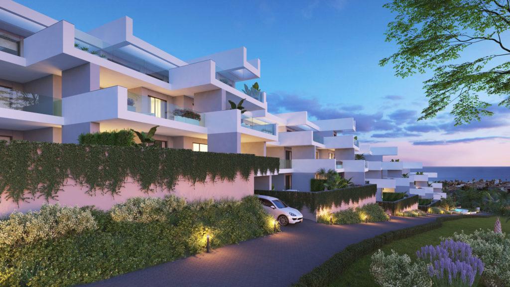 Appartaments modernes avec vue mer – HRD2363