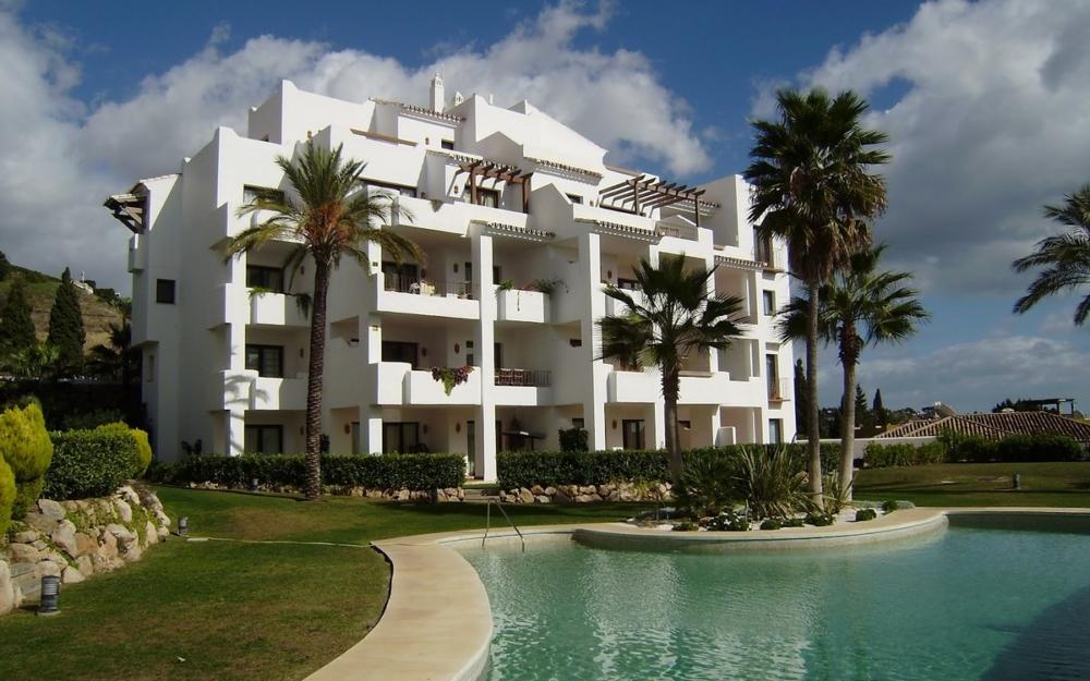 Fantastic garden apartment in Mijas Golf – R3406171