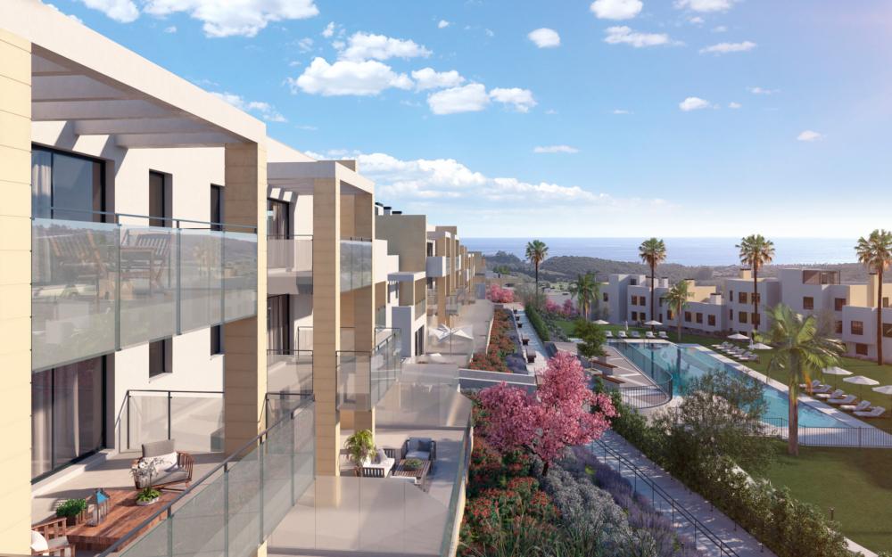 Front line golf modern apartments – HRD1621