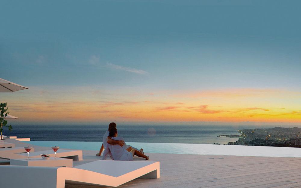 Superbe appartement moderne à Benalmadena – HRD2203